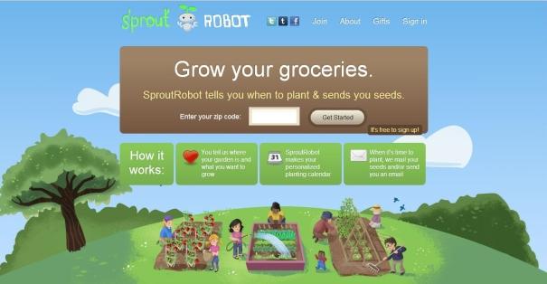 SproutRobot